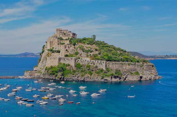 Island of Ischia (all ports)